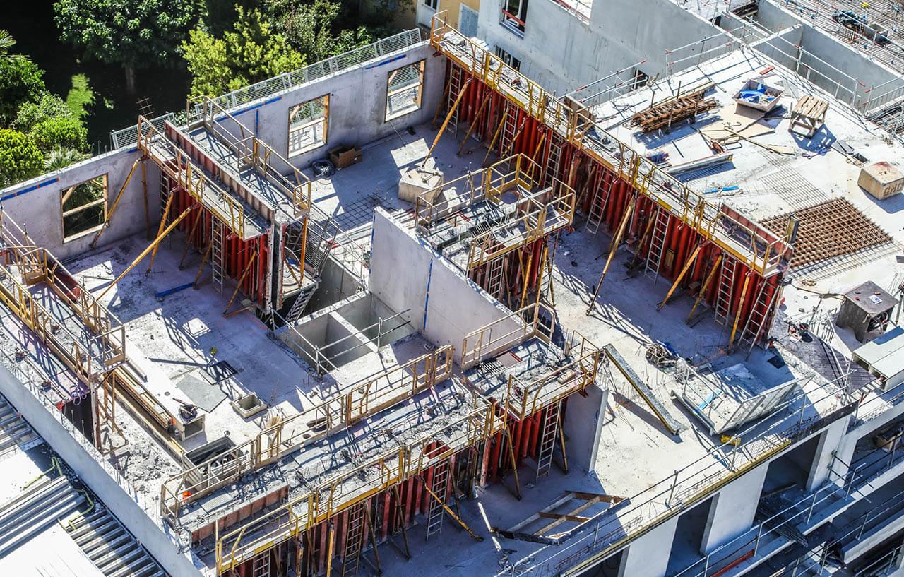 gmc construction spécialiste gros oeuvre