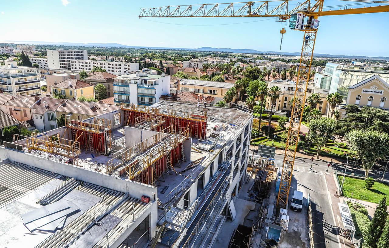 entreprise tp Var GMC Construction