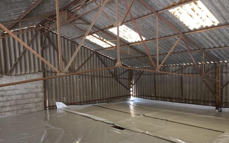 désamiantage à la Farlède (Var) par GMC Construction