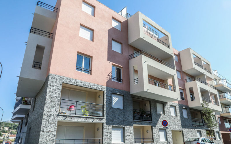 construction logements collectifs la Seyne par le groupe BTP GMC Construction