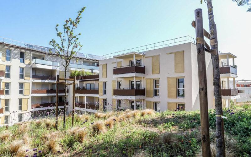 construction logements collectifs la Seyne par le groupe BTP GMC Construction